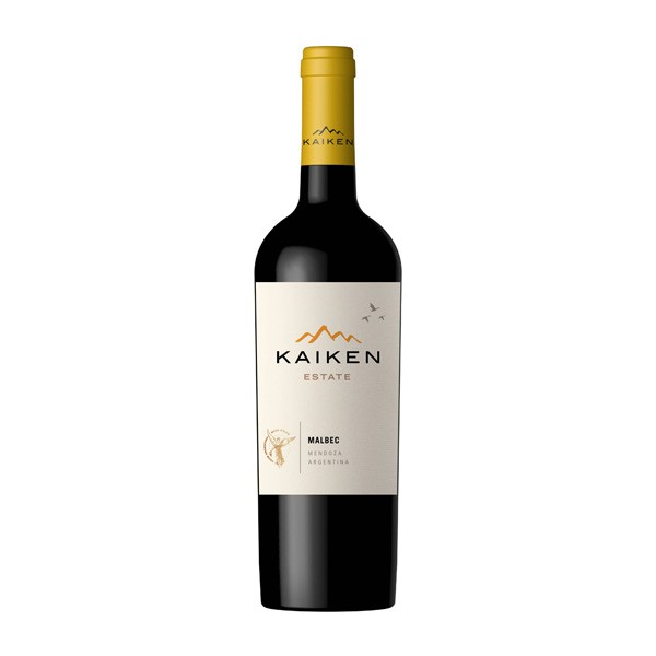 Vinho Tinto Kaiken Estate Malbec 750ml