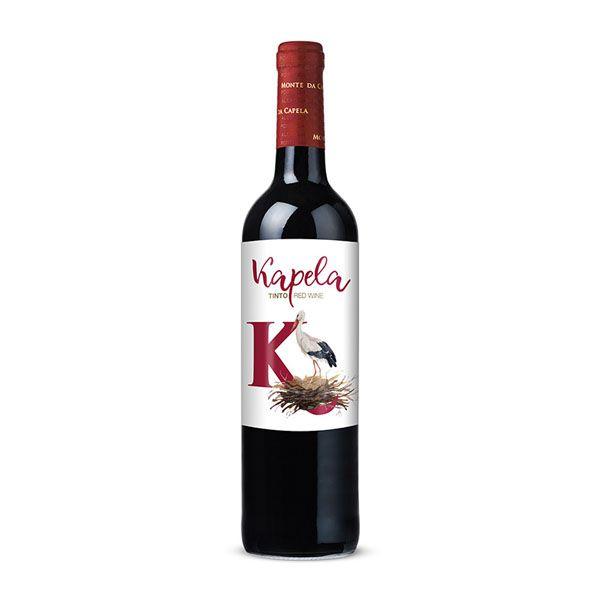 Vinho Tinto Kapela  750ml