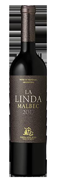 Vinho Tinto La Linda Malbec 750ml