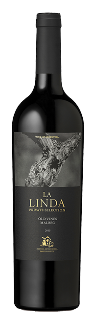 Vinho Tinto La Linda Old Vines Malbec 750ml
