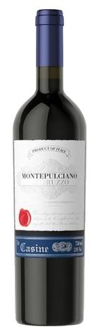Vinho Tinto Le Casine Montepulciano D'Abruzzo DOC 2017