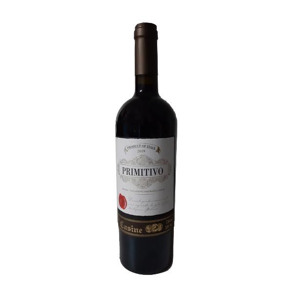 Vinho Tinto Le Casine Primitivo 750ml