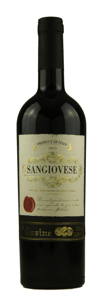 Vinho Tinto Le Casine Sangiovese IGT 2015