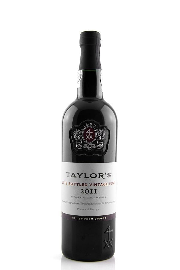 Vinho Tinto Licoroso Doce Taylor's LBV Late Bottled Vintage Port 2011