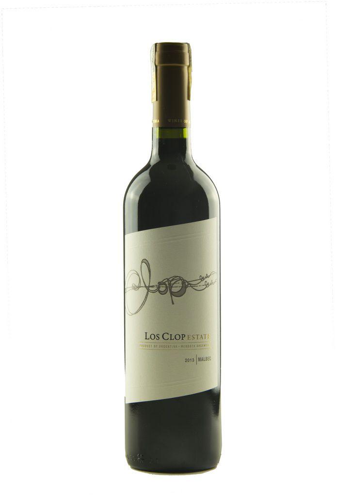 Vinho Tinto Los Clop Estate Malbec 2013