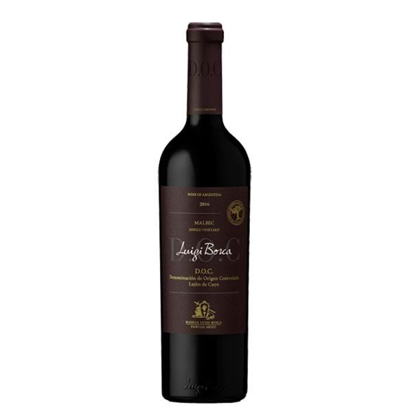 Vinho Tinto Luigi Bosca Malbec DOC 750ml