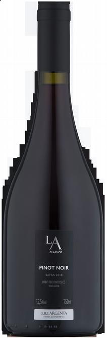 Vinho Tinto Luiz Argenta Classico Pinot Noir 2018
