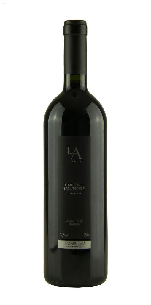 Vinho Tinto Luiz Argenta L.A. Classico Cabernet Sauvignon