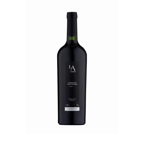 Vinho Tinto Luiz Argenta L.A. Classico Cabernet Sauvignon 750ml