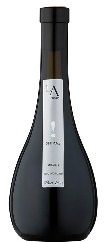 Vinho Tinto Luiz Argenta LA Jovem Shiraz 2016 250 ml