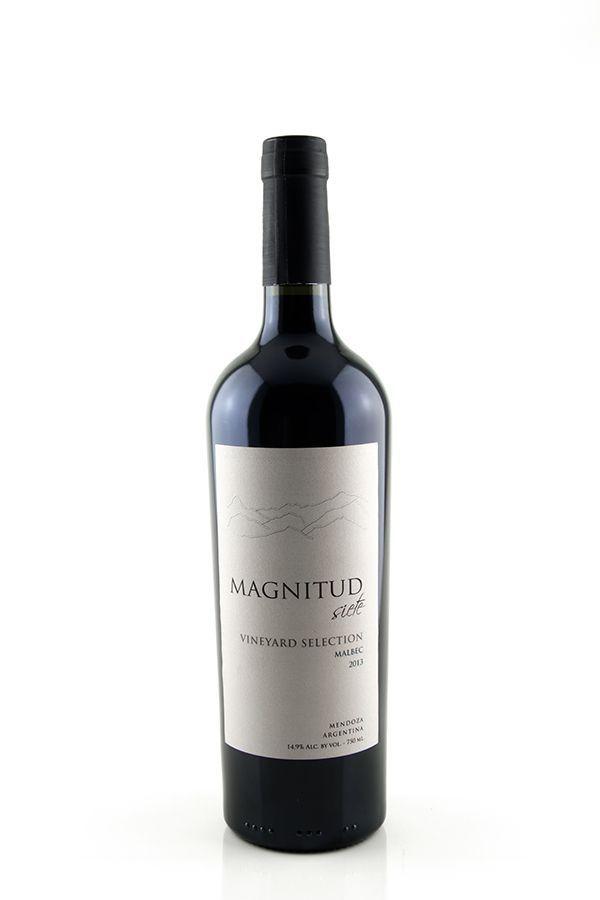 Vinho Tinto Magnitude Siete Vineyard Selection Cabernet Franc 2013