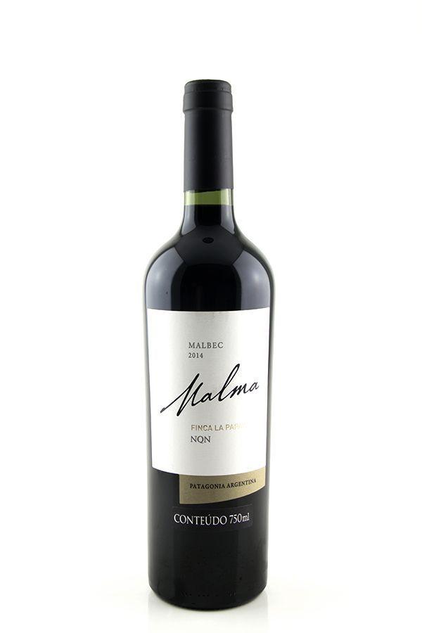 Vinho Tinto Malma Finca La Papay Malbec 2014