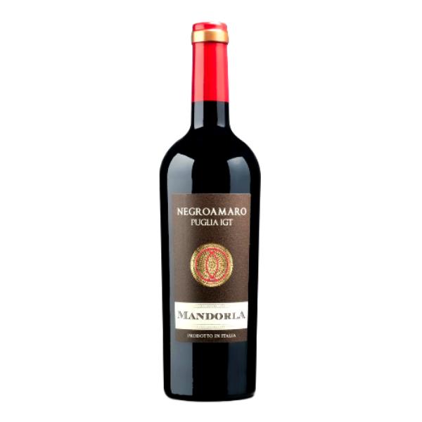 Vinho Tinto Mandorla Negroamaro Puglia IGT 750ml