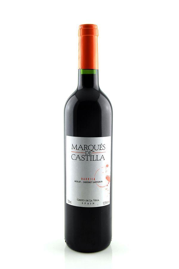 Vinho Tinto Marqués de Castilla Barrica Cristo de La Vega