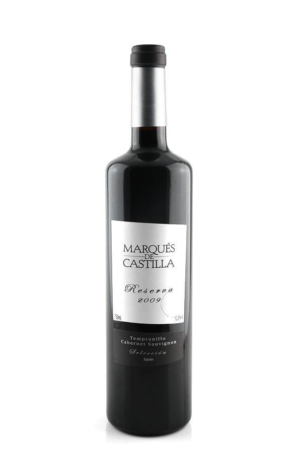 Vinho Tinto Marqués de Castilla Reserva DOP 2009