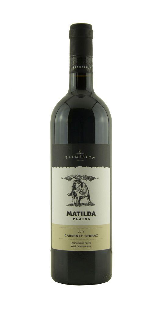 Vinho Tinto Matilda Plain Cabernet - Shiraz 2011