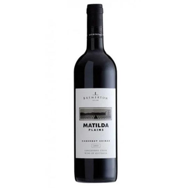 Vinho Tinto Matilda Plain Cabernet - Shiraz 750ml
