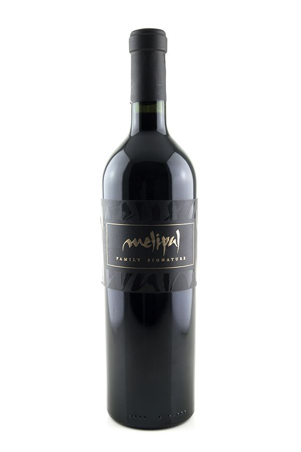 Vinho Tinto Melipal Family Signature Malbec 2010