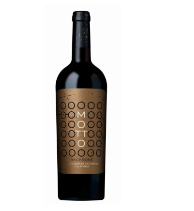 Vinho Tinto Motto Backbone Cabernet Sauvignon Califórnia 750ml