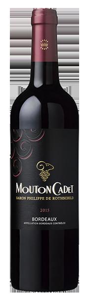 Vinho Tinto Mouton Cadet 375 ML