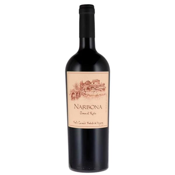 Vinho Tinto Narbona Tannat Roble 750ml