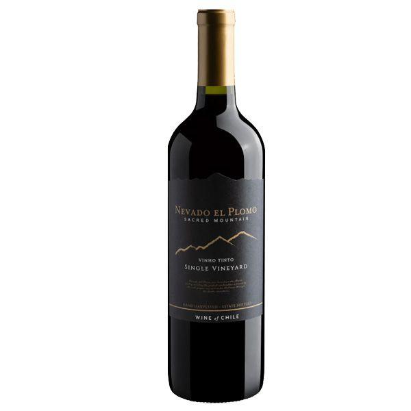Vinho Tinto Nevado El Plomo Blend 750ml