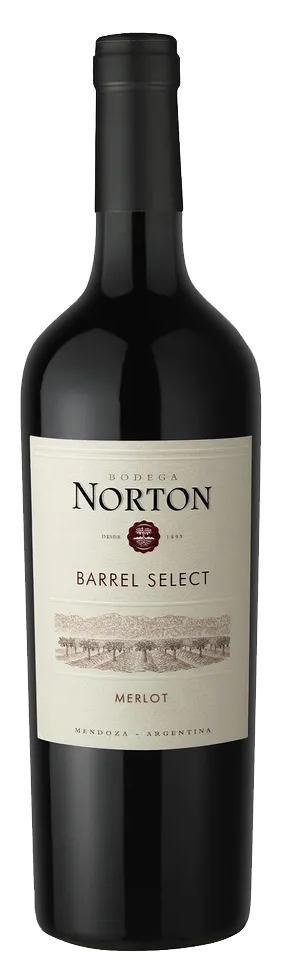 Vinho Tinto Norton Barrel Select Merlot 2015