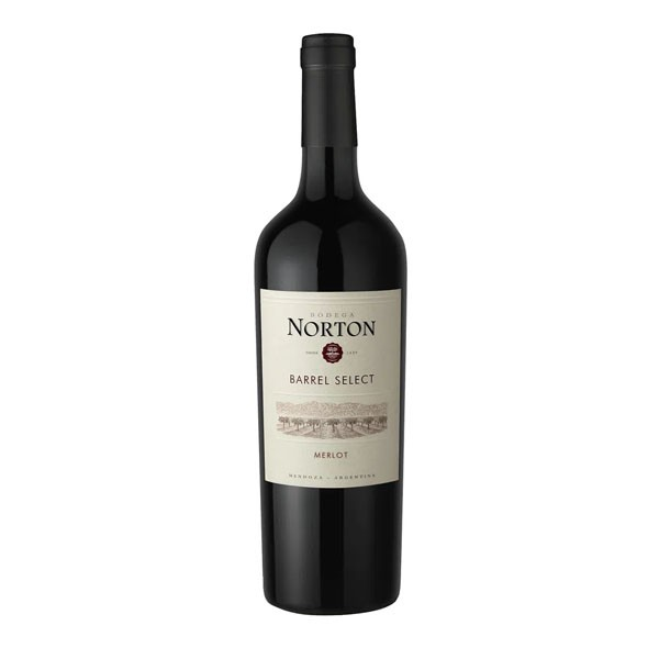 Vinho Tinto Norton Barrel Select Merlot 750ml