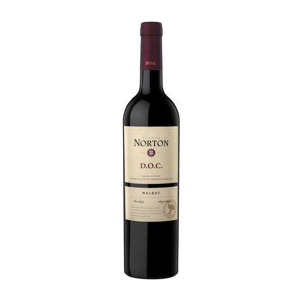 Vinho Tinto Norton DOC Malbec 750ml