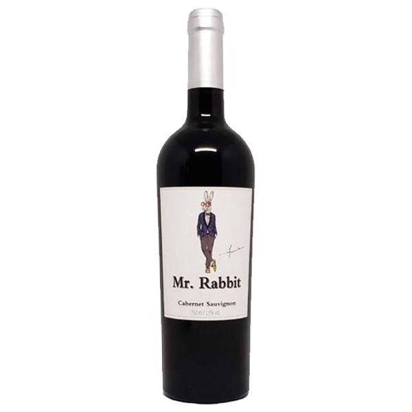 Vinho Tinto Orgânico Mr. Rabbit Cabernet Sauvignon 750ml