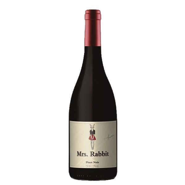 Vinho Tinto Orgânico Mrs Rabbit Pinot Noir 750ml