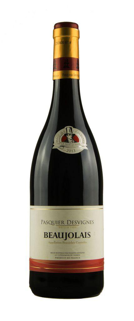 Vinho Tinto Pasquier Desvignes Beaujolais AOP