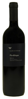 Vinho Tinto Piedilupo Barbera 2013