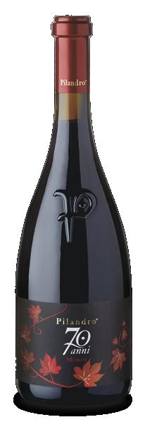 Vinho Tinto Pilandro  Merlot Settantanni  DOC