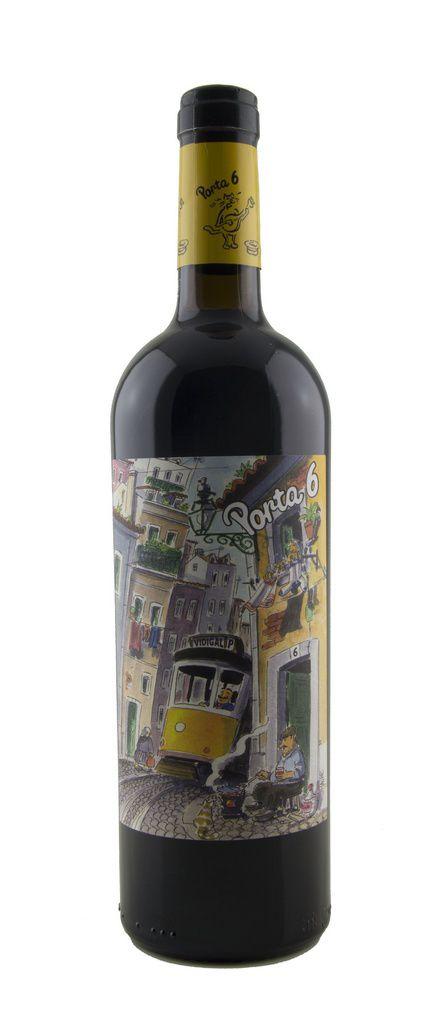 Vinho Tinto Porta 6