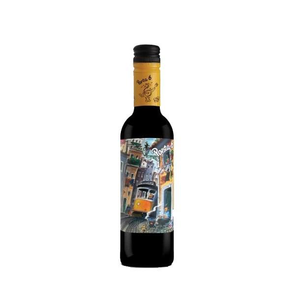 Vinho Tinto Porta 6 Meia Garrafa