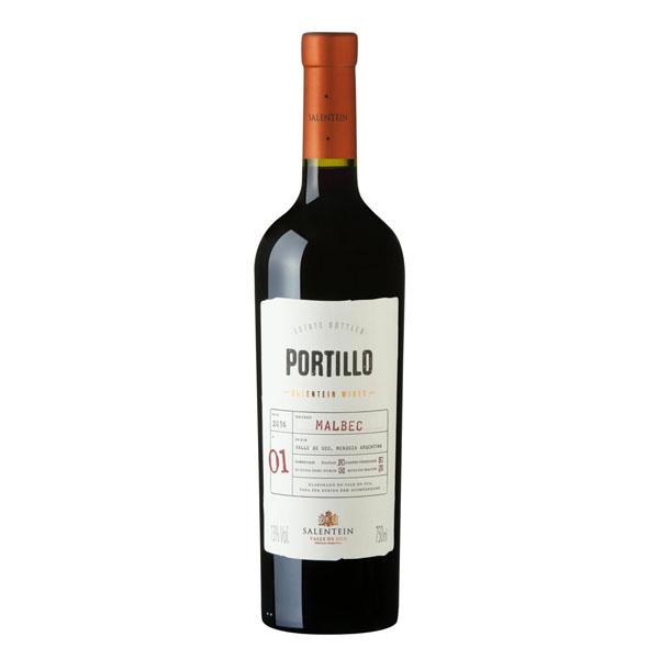 Vinho Tinto Portillo Malbec 750ml