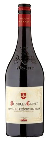 Vinho Tinto Prestige de Calvet Cotes du Rhone 750ml