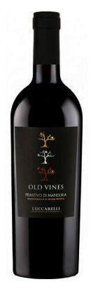 Vinho Tinto Primitivo de Manduria Lucarelli Old Vines  DOP