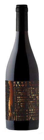 Vinho Tinto Pucon Reserva Pinot Noir 2019