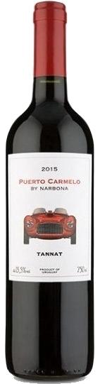 Vinho Tinto Puerto Carmelo by Narbona Tannat 2015