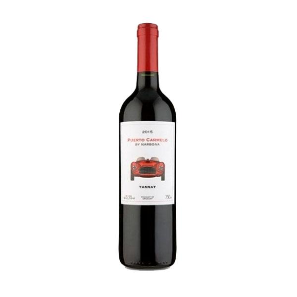 Vinho Tinto Puerto Carmelo by Narbona Tannat 750ml