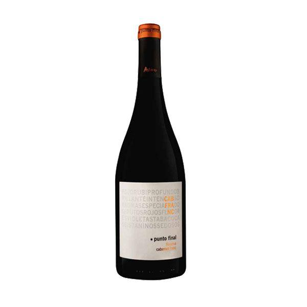Vinho Tinto Punto Final Cabernet Franc Gran Reserva Family Signature 750ml