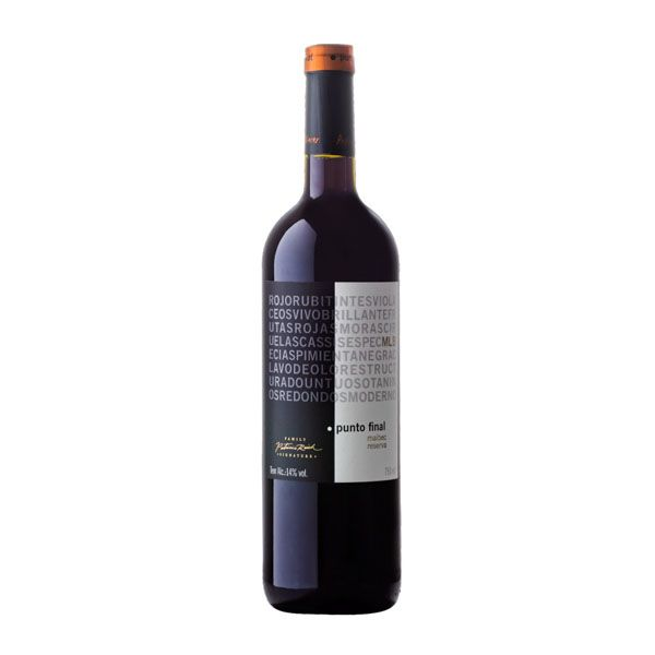Vinho Tinto Punto Final Malbec Reserva Family Signature 375ml