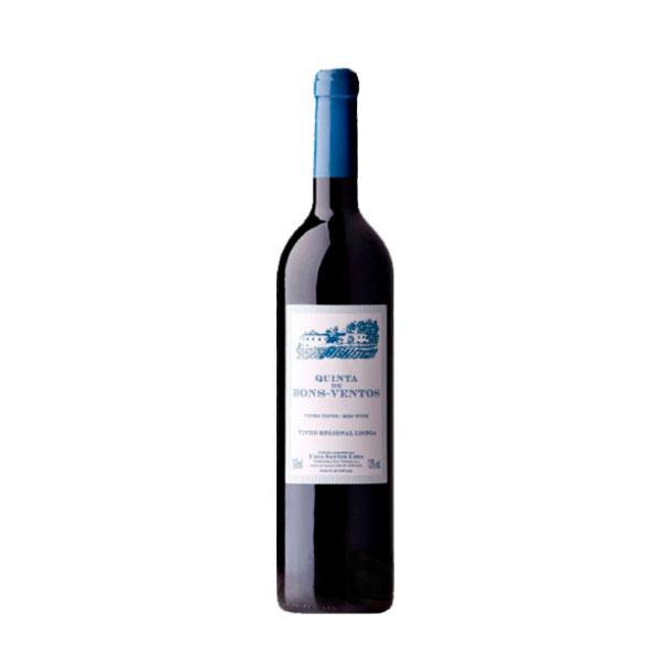 Vinho Tinto Quinta de Bons Ventos 750ml