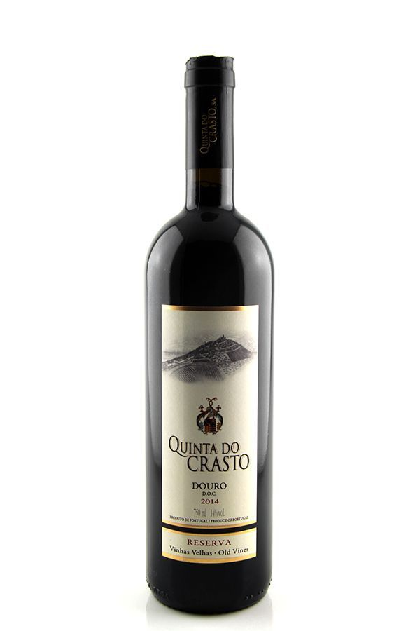 Vinho Tinto Quinta do Crasto Reserva Velhas Vinhas DOC Douro 2014