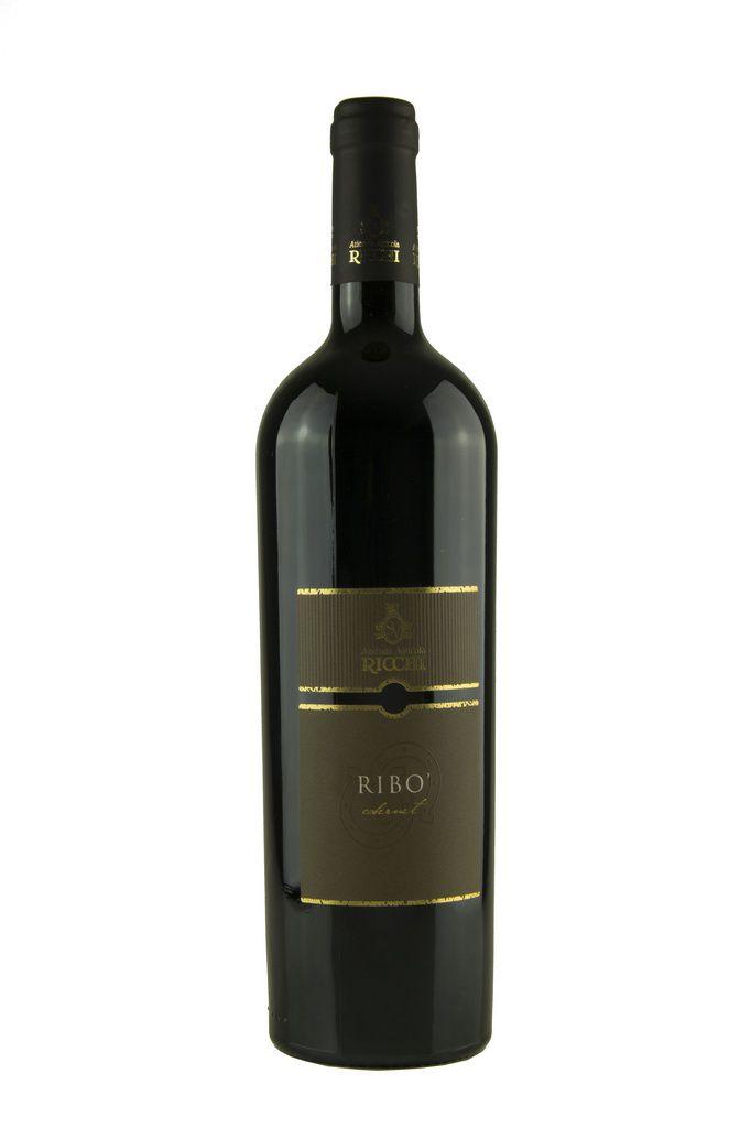 Vinho Tinto  Ribo' Cabernet Azienda Agricola Ricchi DOC 750ML
