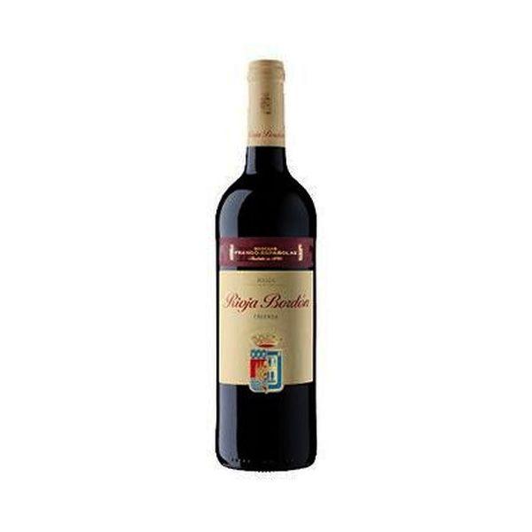 Vinho Tinto Rioja Bordón Crianza DOC 375ml