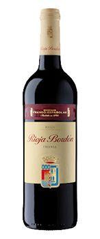 Vinho Tinto Rioja Bordón Crianza DOC 750ml