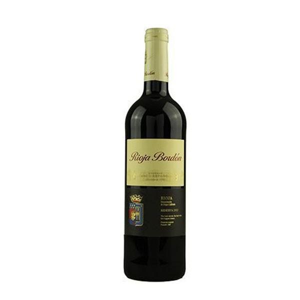 Vinho Tinto Rioja Bordón Reserva DOC 750ml